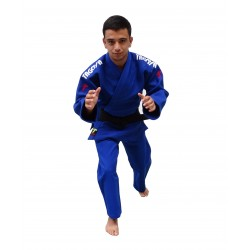 Judogi Grand Master azul