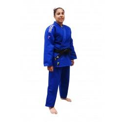 Judogi Lady Pink azul