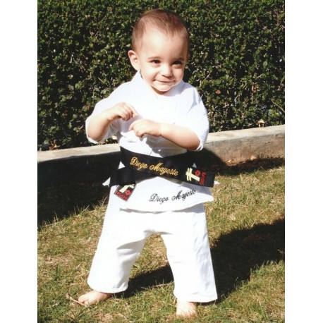Judogi de bebé