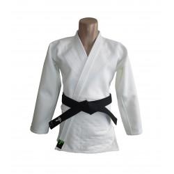 Judogi Master Slim Fit blanco