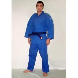 judogi mizuno shiai azul