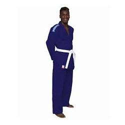 Judogi azul Kappa Barcelona