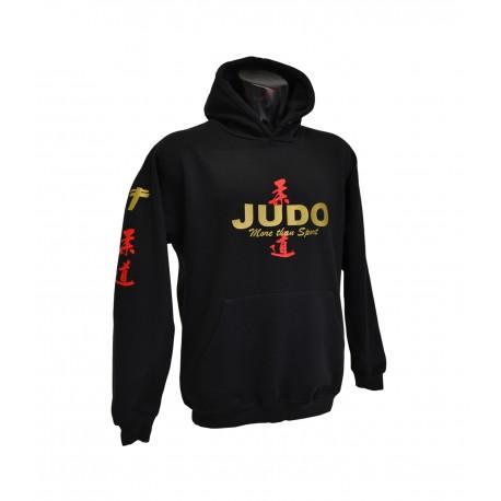 Sudadera Judo oro