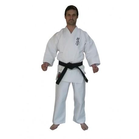 Karategi Kyokushin de tejido de peso alto 14 oz