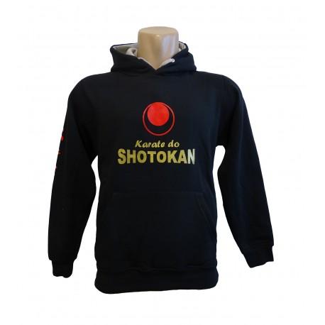 Sudadera negra Karate Do Shotokan