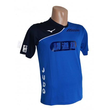 Camiseta Mizuno Kodokan azul
