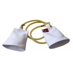 Accesorio para la práctica de ejercicios con brazo, uchi-komis.