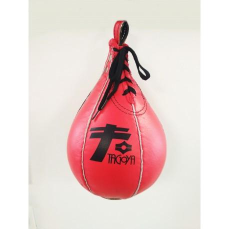 Juego de pera de boxeo de piel giratoria Punchingball