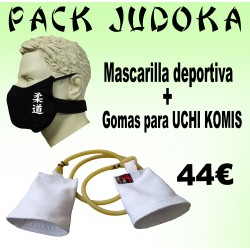 PACK JUDOKA