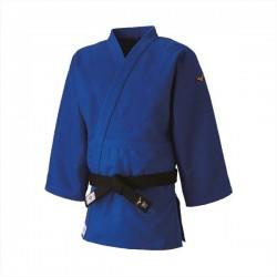 Chaqueta judo Mizuno Yusho Best azul homologado IJF