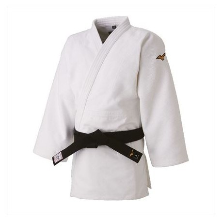Chaqueta judo Mizuno Yusho Best blanco homologado IJF