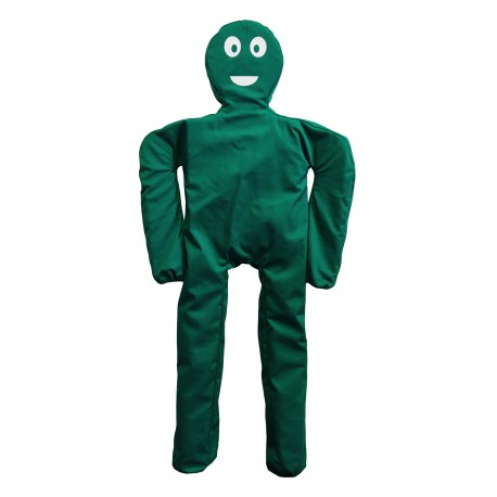 Muñeco o dummy de uso alevin y benjamin