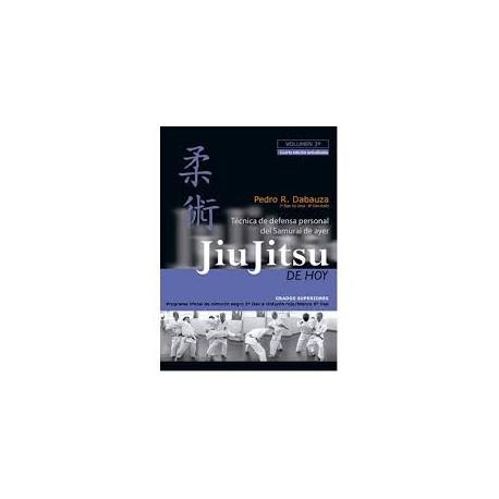 Libro Jiu Jitsu de Hoy. Volumen 2º