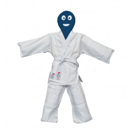 Muñeco o dummy de uso alevín con judogi 120cm