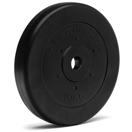 Disco con orificio de 2,8cm para barra