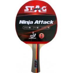 Pala de tenis de mesa homologada con funda.