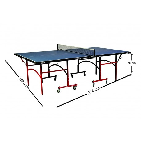 Mesa competición ping pong plegable