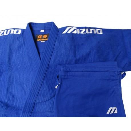 Judogi MIZUNO Signature azul.