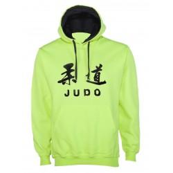 Sudadera Judo Fluor