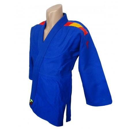 Judogi Grand Master azul bandera