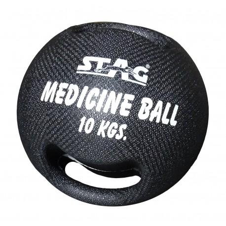 Balón medicinal con asas 8kg y 10kg