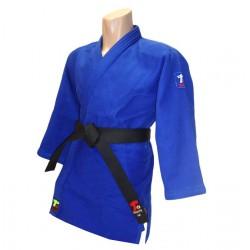 Judogi Progress azul de competición.