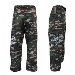 Pantalón de camuflaje BJJ