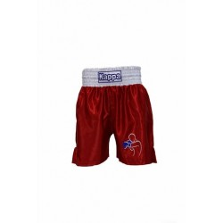 Pantalón de Boxeo Kappa rojo