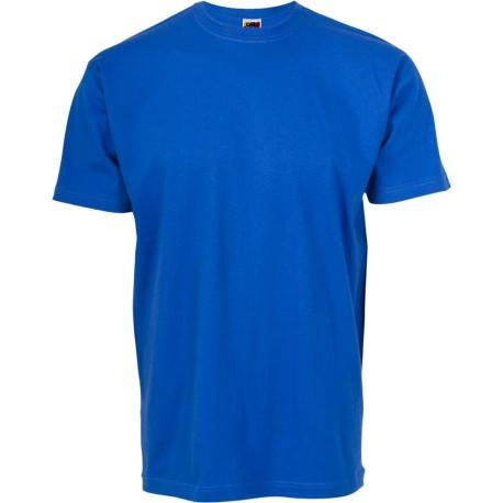 Camiseta azul personalizada