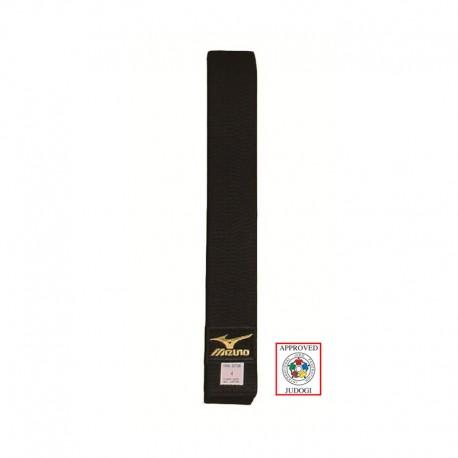 Cinturon MIZUNO IJF homologado, algodón calidad especial.