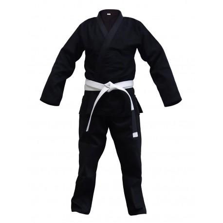 Kimono de Jiu Jitsu Brasileño negro