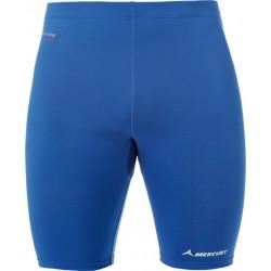 Malla corta unisex azul