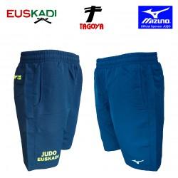 Pantalón corto Tokyo Judo Euskadi