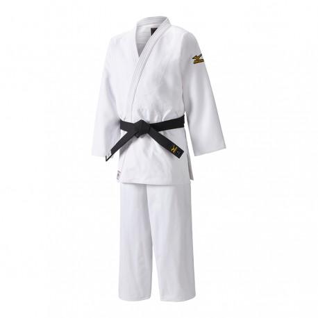 Judogi Mizuno Yusho Japan blanco homologado IJF.