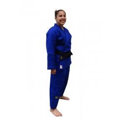 Judogi Mizuno Yusho azul homologado IJF.