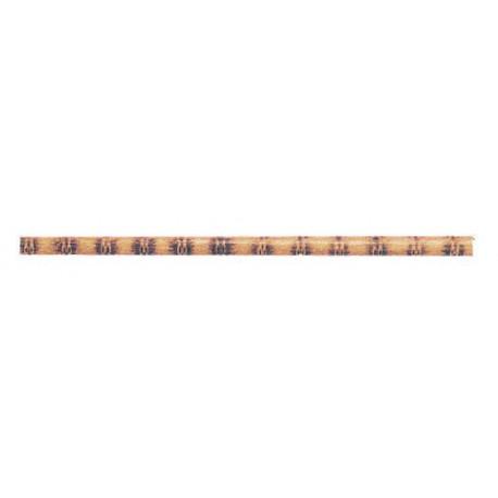 Palo de rattan estilo tigre, 127 cm.