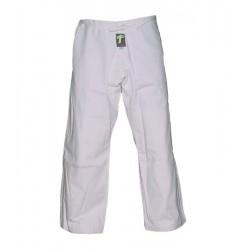 Pantalón Master blanco de judo competición.
