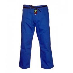 Pantalón Master azul de judo competición.