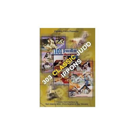 DVD 303 Classic Judo Ippons.