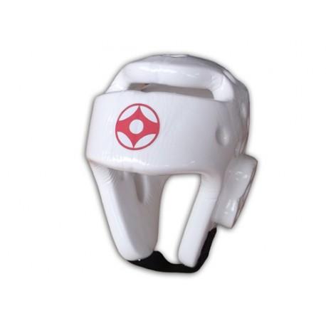 Casco Kyokushin oficial de gomaespuma alta protección.