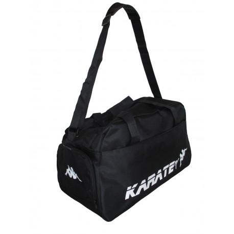 Bolsa deporte Kappa Karate con dos bolsillos.