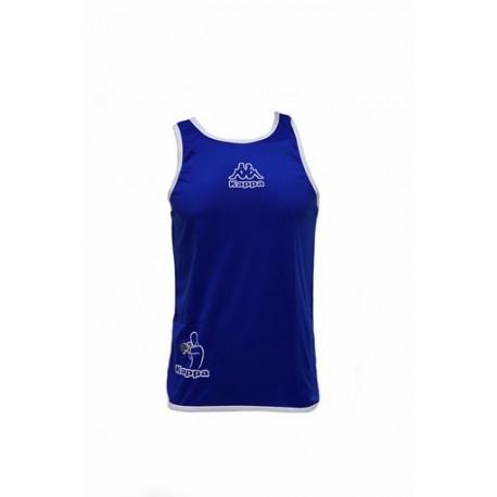 Camiseta de Boxeo Kappa azul