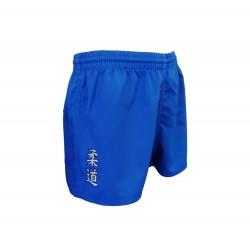 Pantalón corto azul Kappa