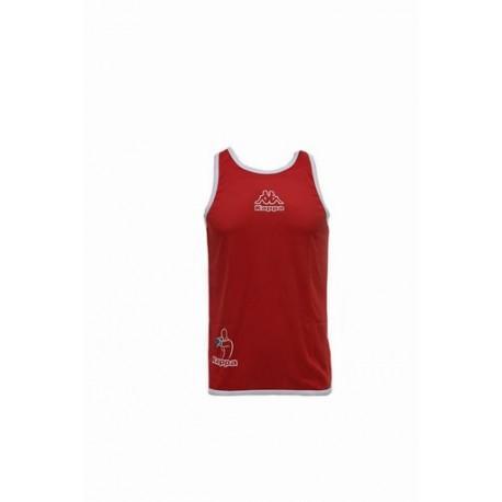 Camiseta de Boxeo Kappa roja